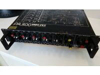 Vintage Harrison PA 300 Mos-Fet Mixer Amplifier