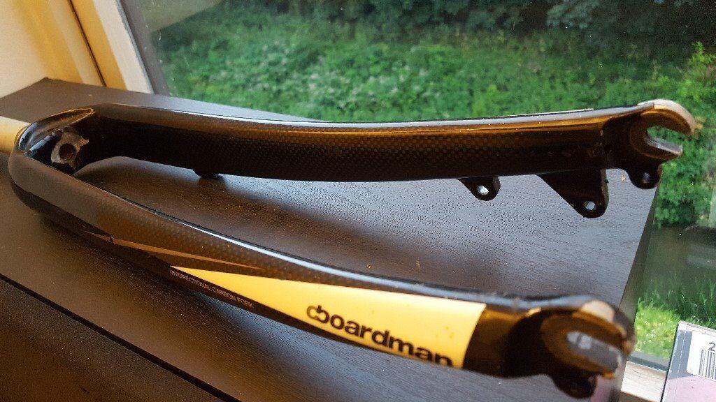Boardman Hybrid Bike Light Weight Triple Butted Alloy Frame + Carbon ...