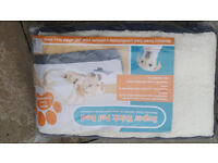 Memory Foam Pet Bed with removable washable cover
