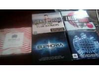 Various albums (cds)