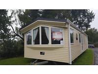 quality used static caravan ayrshire scotland