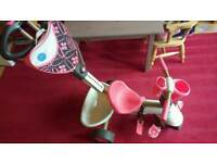 SmarTrike childs tricycle