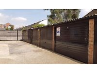 Garages to rent with electric gated yard - Ashford Court, Cricklewood NW2