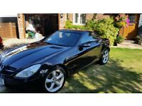 Mercedes SLK 1.8 SLK 200 Kompressor Convertible LOW MILES Merc Service 8 stamps Fully Maintained