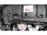 c2 vts 2004 engine gearbox