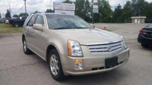 2007 Cadillac SRX *AS TRADED SPECIAL* INQURIE