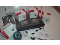 CCTV-cameras installations, CCTV kits for sale, Security Systems.