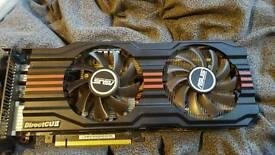 Asus Radeon HD7870 2gb Graphics Card