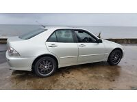 lexus is 2002 only 60000 miles full history £1500