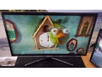 "Samsung 37"" 4k Freeview HD Wifi Smart 3D LED TV £240"