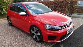 VW Golf R 300TSI 4Motion 7400 Miles FSH