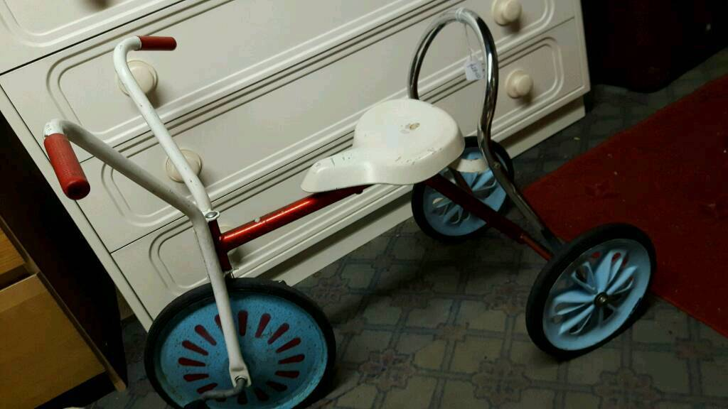 Vintage Raleigh Childs Tricycle