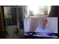 Ledtv 48 inch samsung 3d tv smart internet