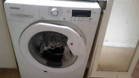 Hoover washing mashine7KG 1600 spin