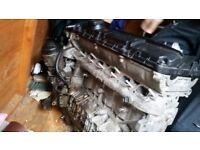 Bmw e46 engine 2.5 straight six