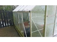 Greenhouse for sale.
