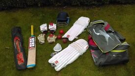 Cricket Equipment -Youth