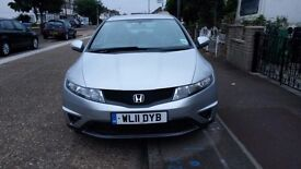 Beautiful Honda Civic with LPG system for sale