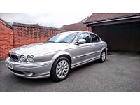 JAGUAR X TYPE 2.0D 53 PLATE. £2700 spent on this beauty. Ftswb. Fsh. £1750 ono