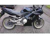 2007 Kawasaki ER6F PX any bike and delivery possible