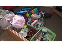 job lot carboot sale hundreds of items all excellent condition