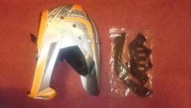 Cratoni mtb helmet (removable chinguard)
