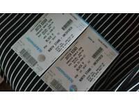 URGENT! Justin Beiber 2 tickets Dublin RDS Arena