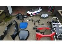 Suzuki gsxr parts