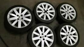 Peugeot 207 gt alloy wheels