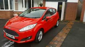 Ford fiesta 1l eco