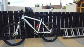 Rockrider mountainbike 27 speed