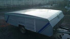 Large trailer (circa 9x4)