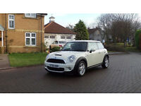 2009, MINI HATCH COOPER 1.6 COOPER S 3d 172 BHP SERVICE RECORD, BLUETOOTH, START STOP FEATURE