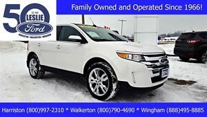 2014 Ford Edge Limited AWD | One Owner | NAVIGATION