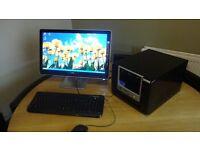 Intel Core 2 Desk Top PC and Monitor