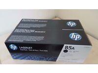 HP 85 Black LaserJet Toner Cartridge CE285AD - Pack of 2 Original BRAND NEW AND UNOPENED BOX