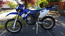 yamaha yz426f 2003 road legal trail motocross off road motorcycle