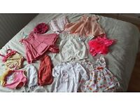 0-3 3-6 bundle baby girl most new with tags