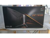 ASUS PG348Q : 34 INCH ROG SWIFT CURVED G-SYNC GAMING MONITOR : 3440 x 1440 : 100Hz