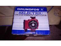 GRUNDFOS SELECTRIC UPS Domestic Circulator