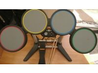 Xbox 360 Rock Band Drum Kit for sale  Longwell Green, Bristol