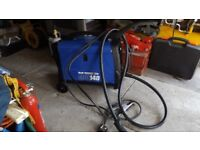Wolf Professional Mig 140 GAS & Gasless welder