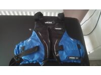 Yak life jacket floatation jacket new