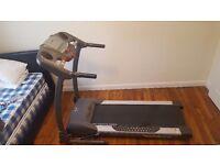 Body Sculpture Treadmill almost NEW condition