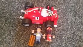 rory the racing car electronic car & characters