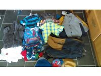 Boys Clothes Bundle Age 3-4 Years