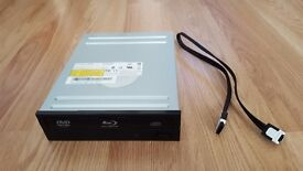 BluRay Disc Drive for Desktop PC --- Internal BD-ROM Drive