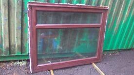 Upvc double glazed window unit 1480 x 1080