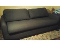 Habitat Honovi sofa bed,. About 2 years old.