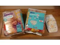 Libero Comfort nappies size 7 - pack of 21